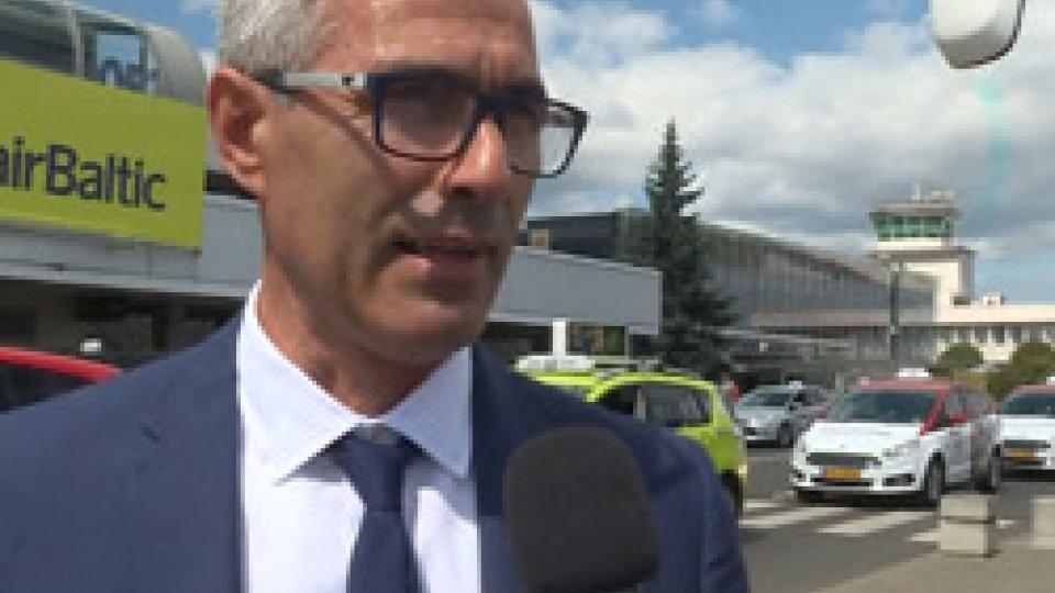 Paolo ZanottiEuropa League: La Fiorita è a Riga, il ringraziamento al Presidente Gasperoni