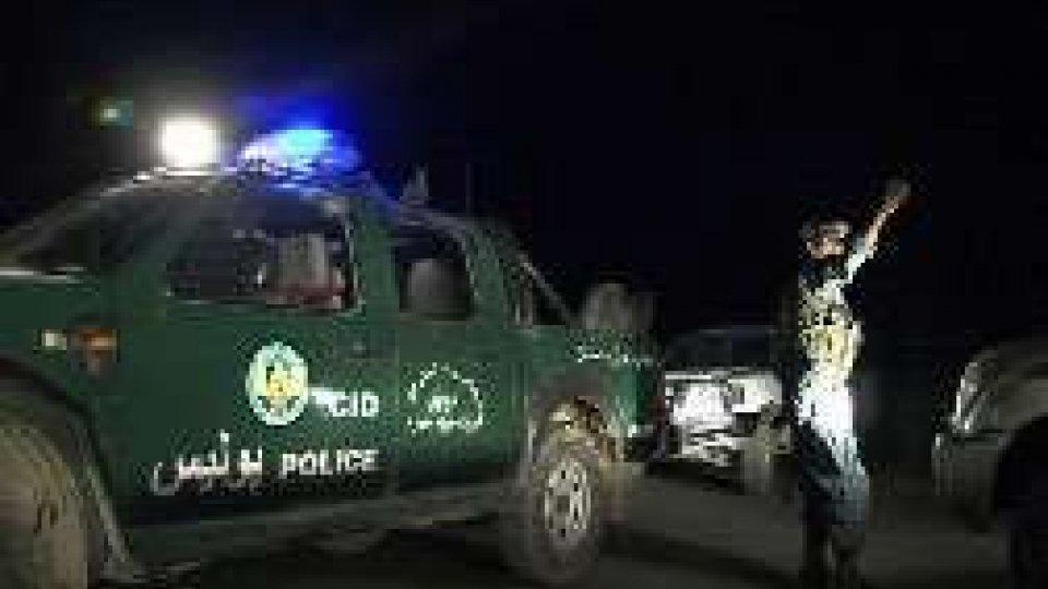 Afghanistan, presi ribelli con 10 tonnellate di esplosivo
