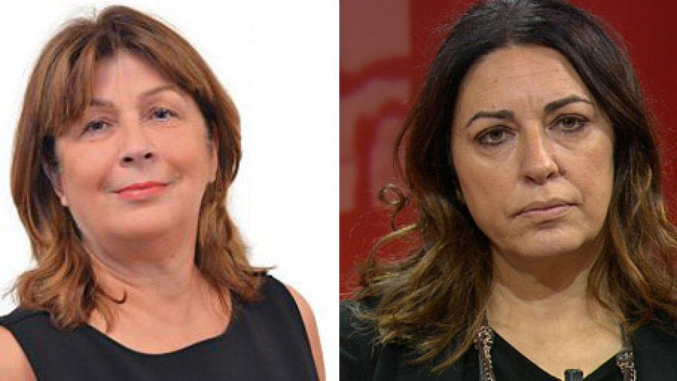 Mara Valentini e Denise Bronzetti