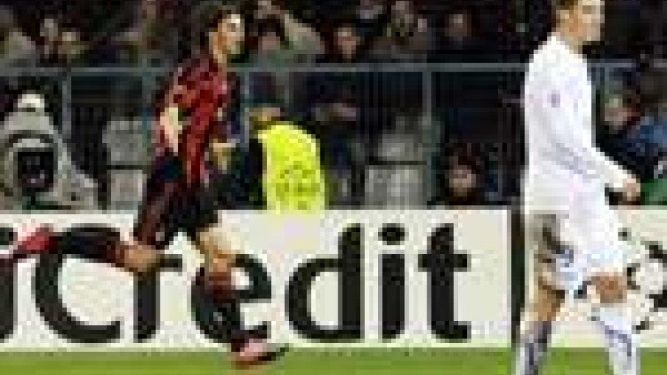 Champions: Milan agli ottavi, alla Roma basta un punto