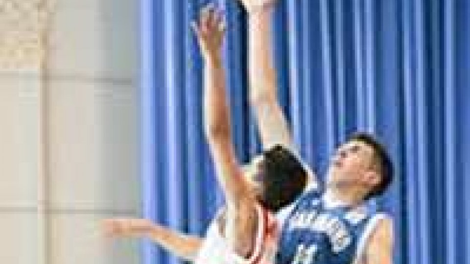 Basket: San Marino batte Malta e vola in semifinale
