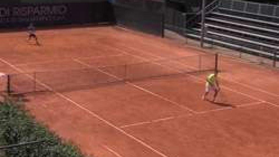 Tennis: fuori al primo turno degli Internazionali Juniores i sammarinesi Simoncini e Tommesani