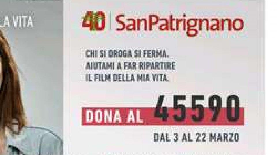 Oltre 3400 donne aiutate da San Patrignano nei suoi 40 anni di attività