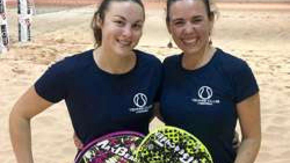Circolo Tennis Viserba - Quarta giornata del campionato femminile di beach tennis
