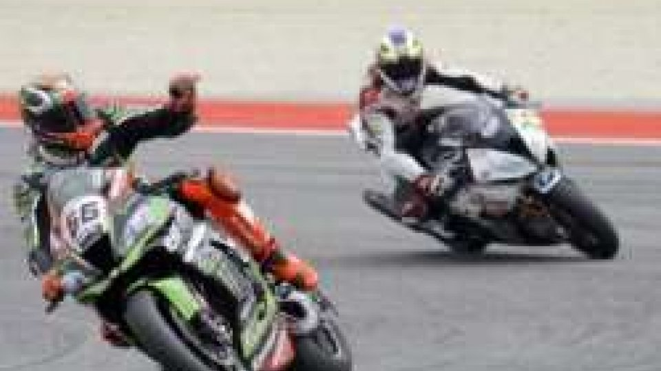 SBK: Sykes in Superpole a Misano
