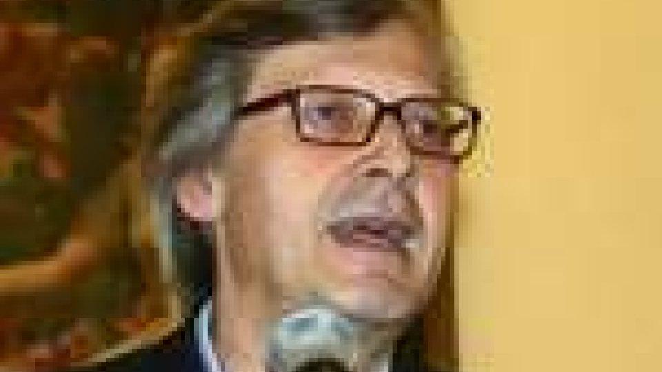 Sgarbi a San Marino per due eventi