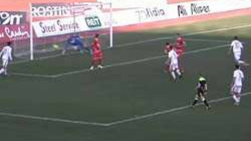 Padova-Teramo 1-0Padova-Teramo 1-0: decide Dettori al 72°