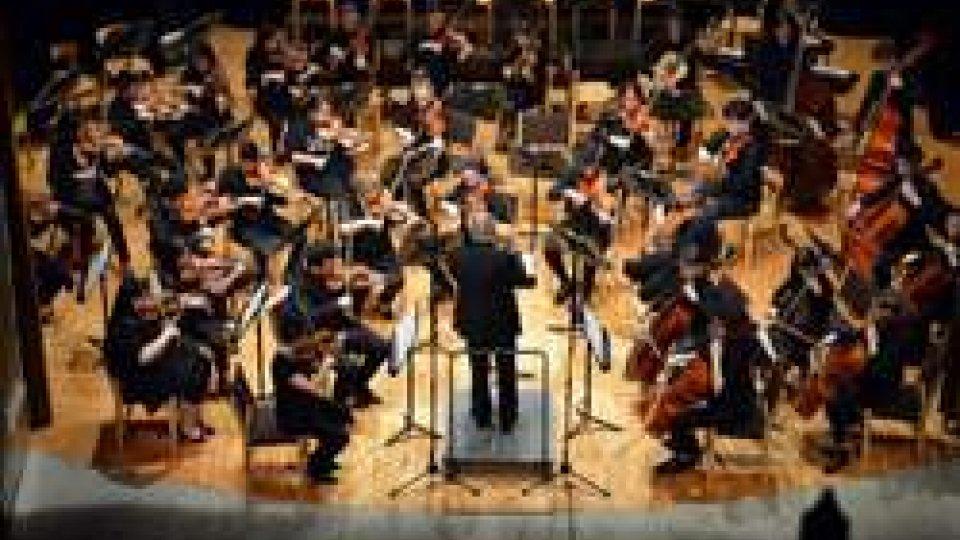 L'Orchestra Giovanile dell'Istituto Musicale Sammarinese ospite al FOG