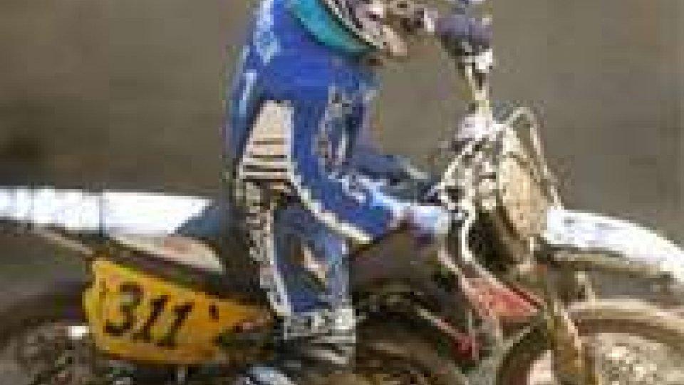 Bryan Toccaceli  7° all'Europeo Supercross