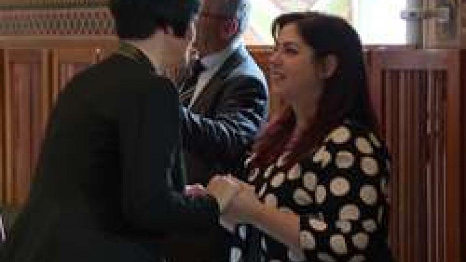 Le Reggenti Mimma Zavoli e Vanessa D'Ambrosio