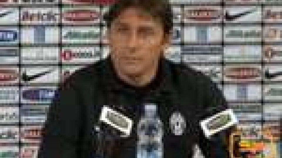 """Questa sera il recupero Parma-Juventus. Conte: """"Cercheremo di ottenere il massimo"""""""
