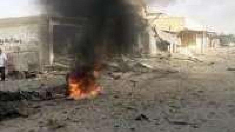 Iraq: autobombe, almeno 40 i morti