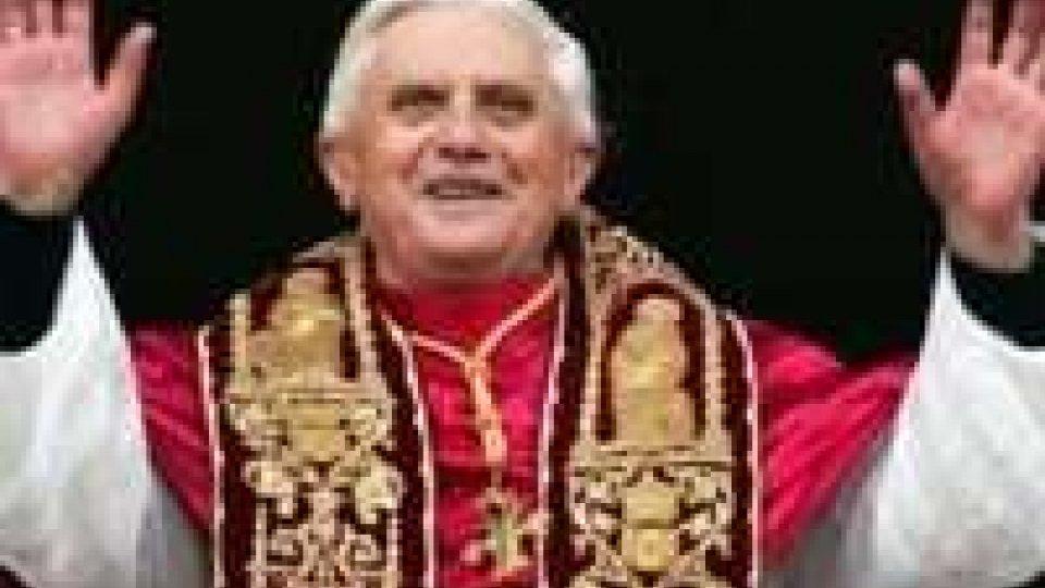 Dal 1° marzo Benedetto XVI sarà papa emerito