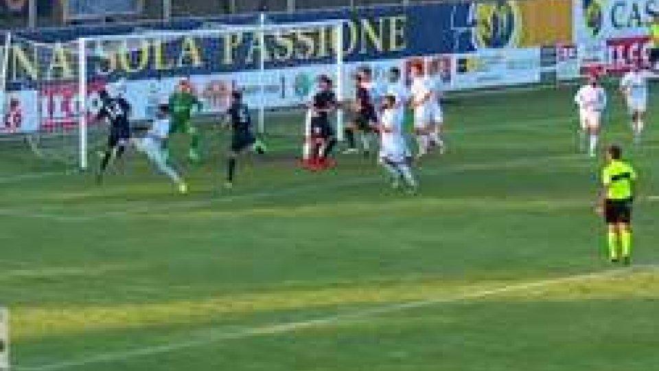 Viterbese-Pontedera 2-1Viterbese - Pontedera 2-1