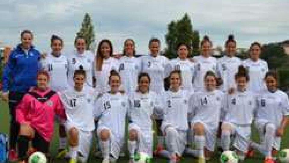 6° Giornata Serie C Femminile: Correggese - Fed. Sammarinese 0- 7