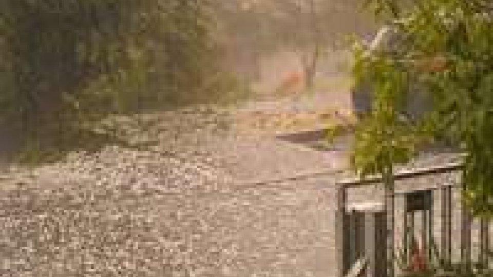 Maltempo: allerta temporali in Emilia Romagna