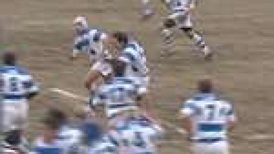 Rugby: San Marino battuto a Ravenna
