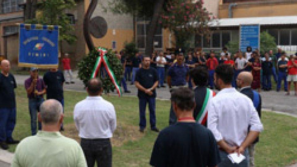 Rimini ricorda, nel 38° anniversario, le vittime della Strage alla stazione di Bologna