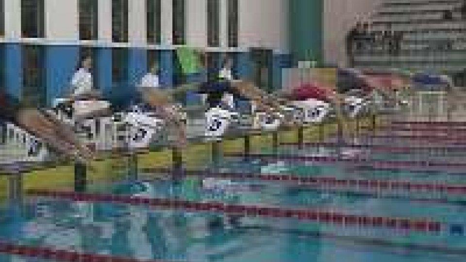 Nuoto: il Gran Prix d'Inverno parte col botto.Nuoto: iniziato il II Gran Prix d'Inverno