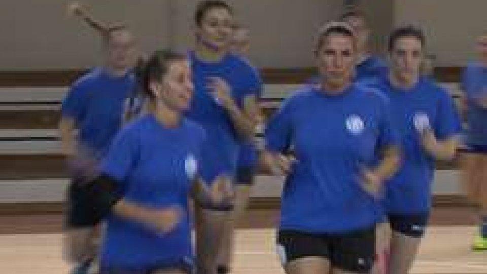 #sanmarino2017 Le donne del Volley guardano al podio