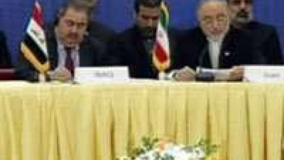 Iran, appello a fine delle violenze da parte del ministro degli esteri