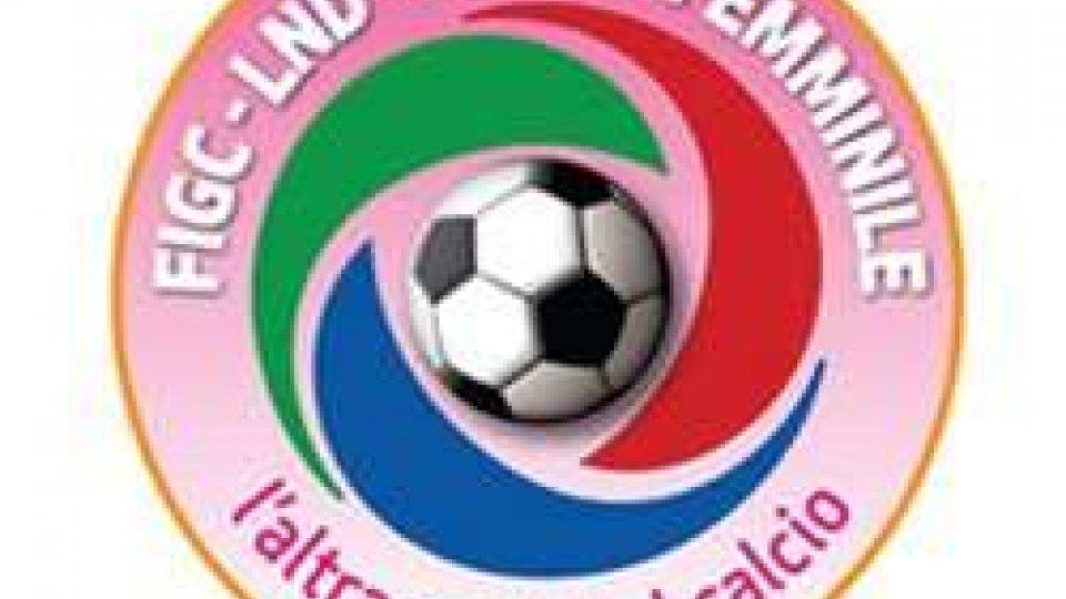 Calcio Femminile: ecco la prima di serie A e i gironi di B