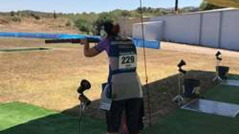 Tiro a volo: Alessandra Perilli in corsa per la finale con 66 su 75