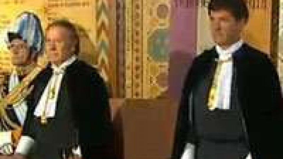 Presidente Mattarella: la soddisfazione della Reggenza e del Segretario Valentini