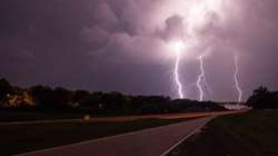 Maltempo: allerta temporali domani in Emilia-Romagna