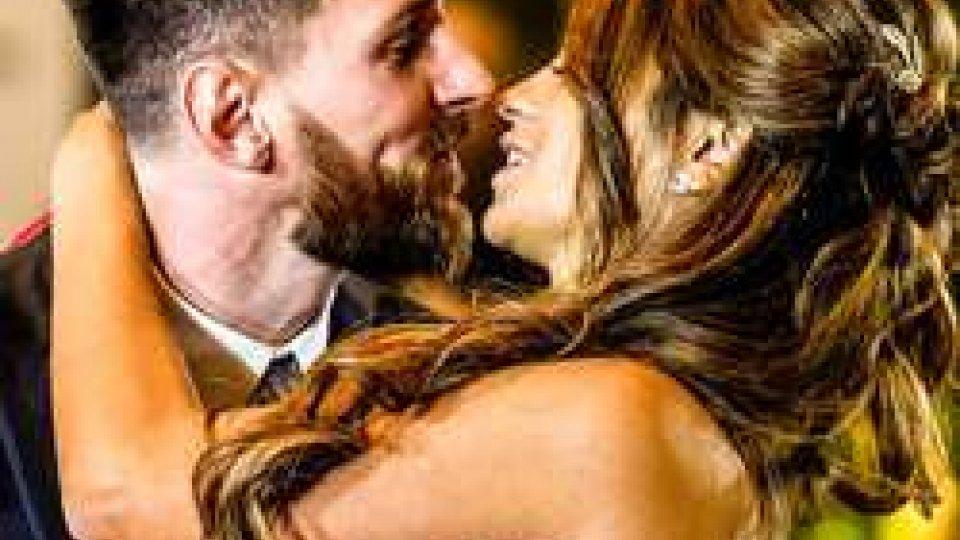 Messi e Antonella sposi