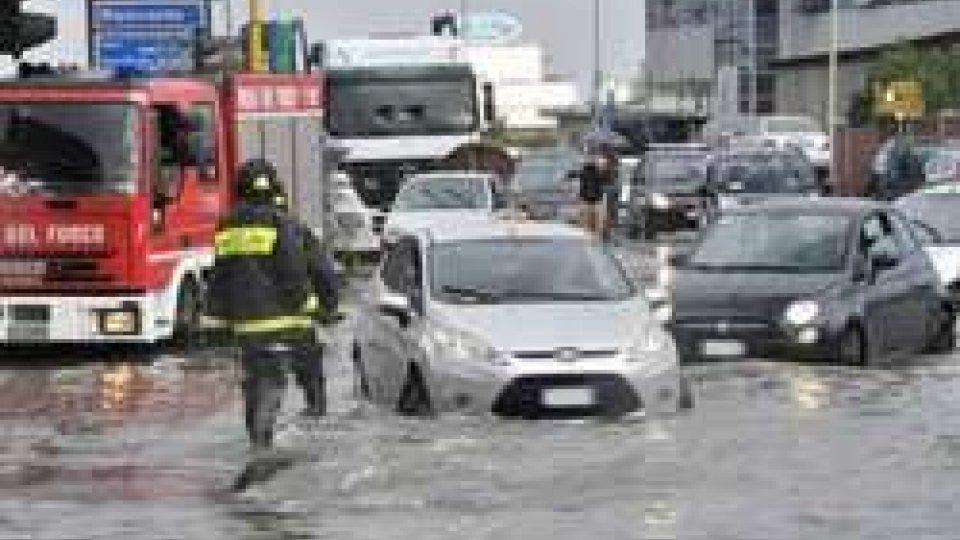 Maltempo: Regione Marche chiede al Governo stato emergenza