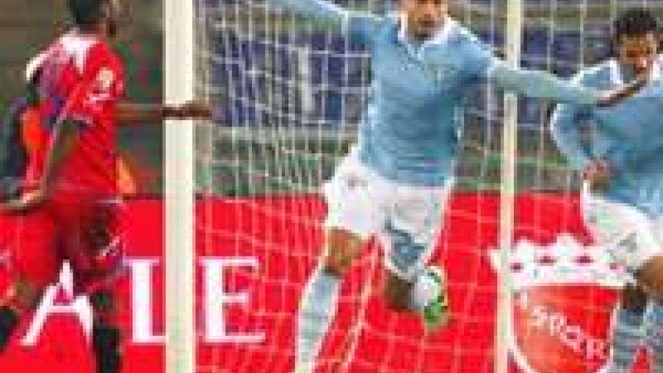 Coppa Italia. Lazio batte Catania e va in semifinale
