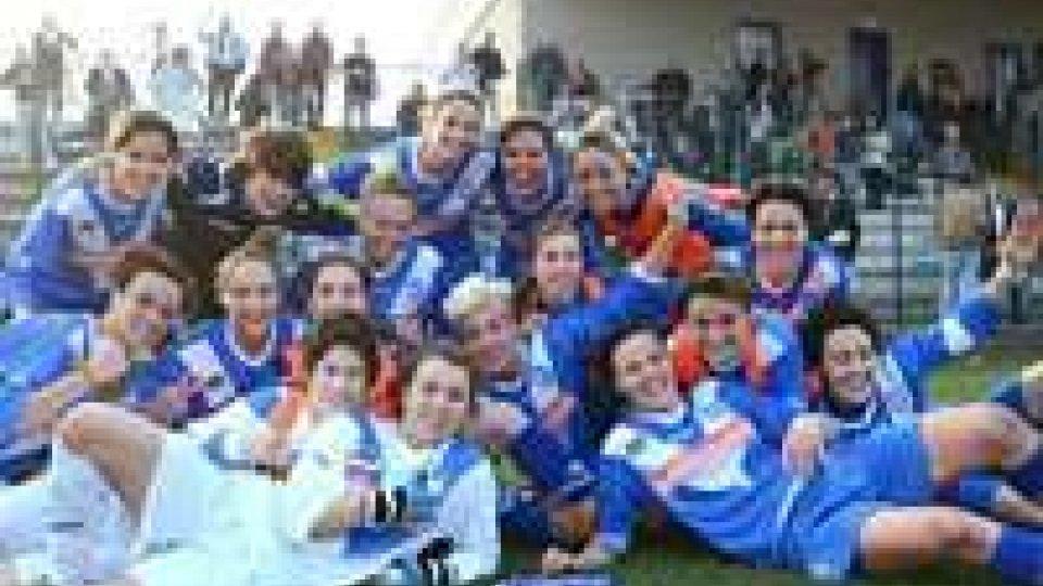 Seri A Femminile: il Brescia è campione d'Italia