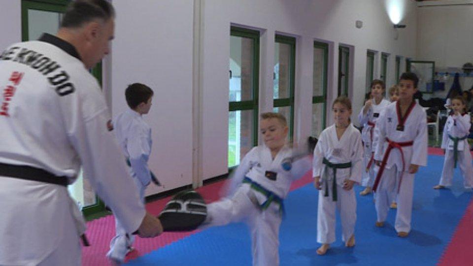 Taekwondo, il Presidente Giovanni Ugolini al lavoro con i giovani atletiTaekwondo, tre giorni di lavoro col Maestro Park
