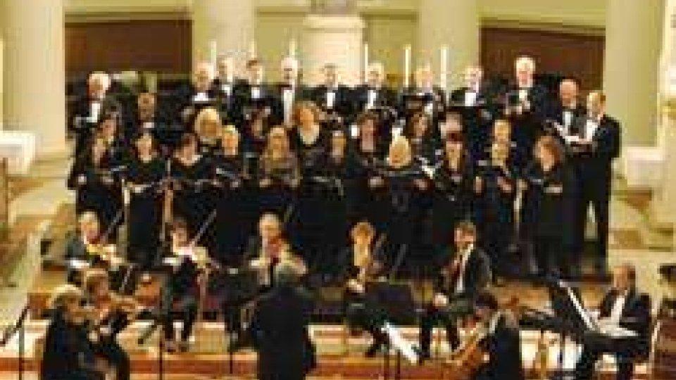 """""""Nel Suono della Parola"""": concerto di musica sacra della Corale di San Marino"""