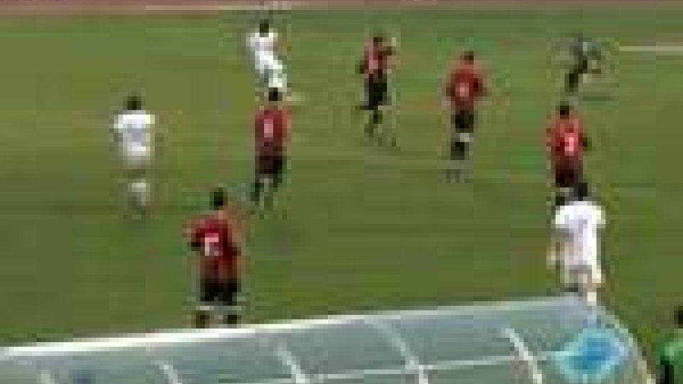 Coppa Italia: San Marino-Lanciano 1-0Coppa Italia: San Marino-Lanciano 1-0