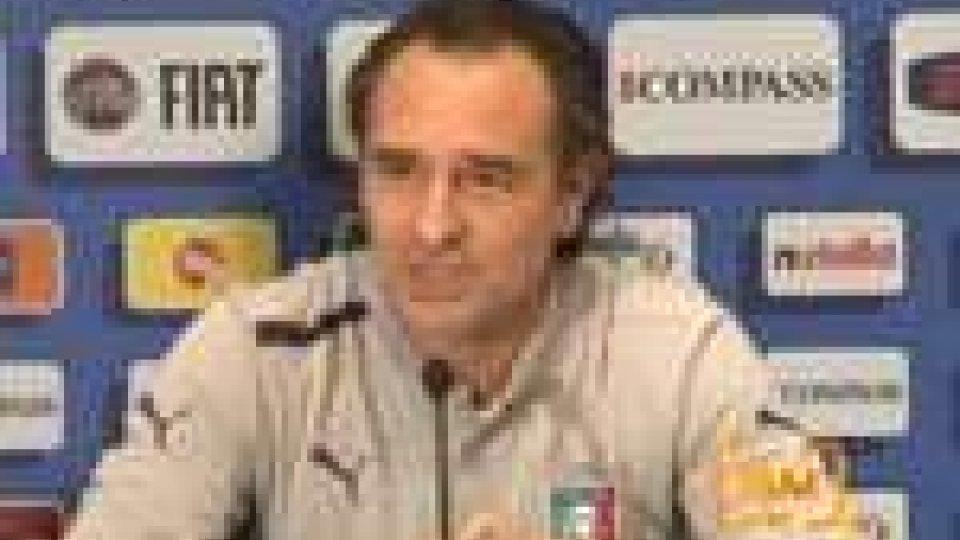 """Cesare Prandelli: """"Buffon non ha bisogno di essere difeso"""""""