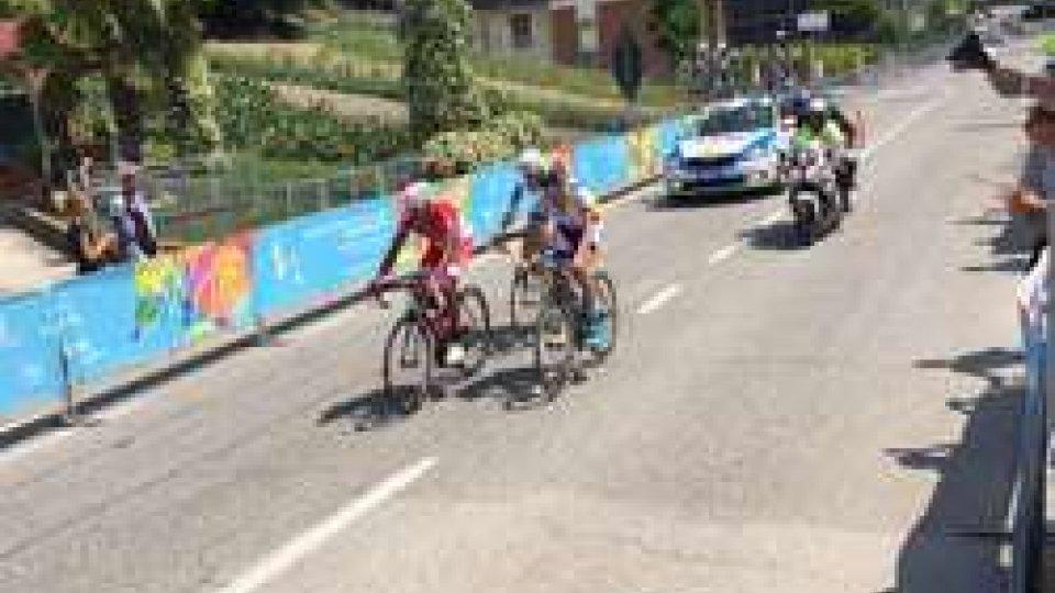 Il Ciclismo fa pieno: oro a squadre e Olei argento