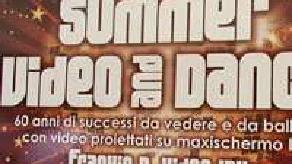 """Murata: il 23 agosto """"Summer Video and Dance"""", 60 anni di musica da vedere e ballareMurata: il 23 agosto """"Summer Video and Dance"""", 60 anni di musica da vedere e ballare"""
