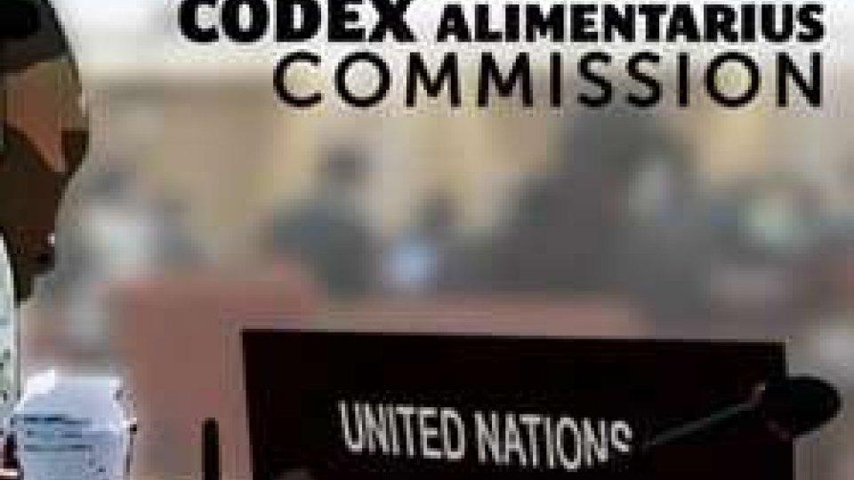Codex AlimentariusCodex Alimentarius: San Marino applica già da anni gli standard per la sicurezza alimentare