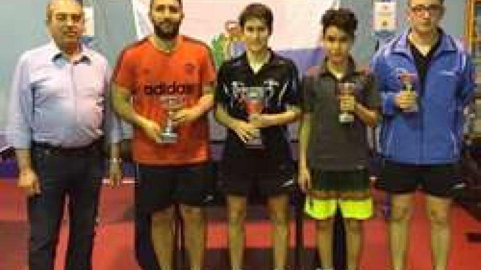 Tennistavolo, i risultati del 33° Campionato Sammarinese