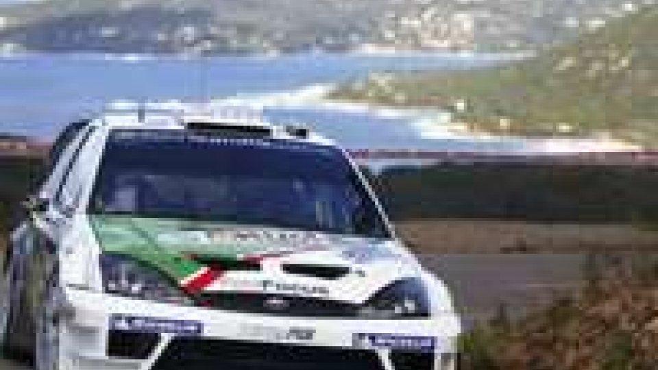 Rally di Corsica: vince il francese Bouffier davanti a KopeckyAl francese Bouffier il Rally di Corsica