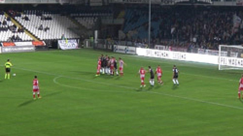 Cesena-Forlì 1-0Cesena-Forlì 1-0