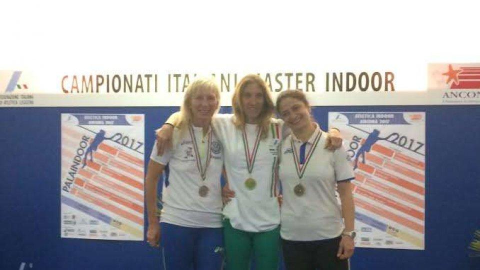 Atletica leggera: medaglia d'argento nelle Prove Multiple per Paola Carinato