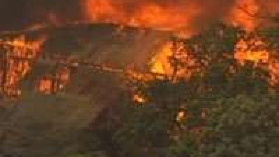 Incendi in Oklahoma: ipotesi origine dolosa