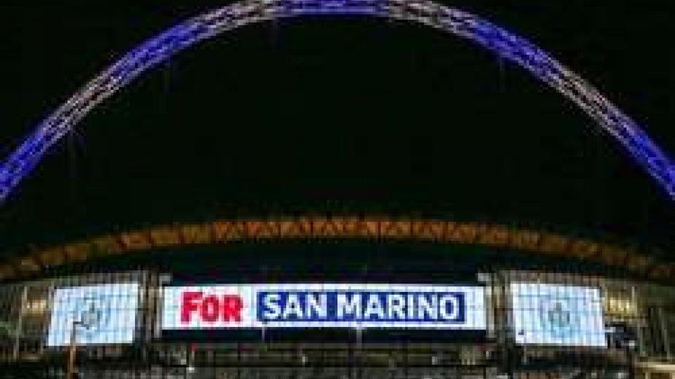 Wembley compie 10 anni: anche San Marino invitato alla festa