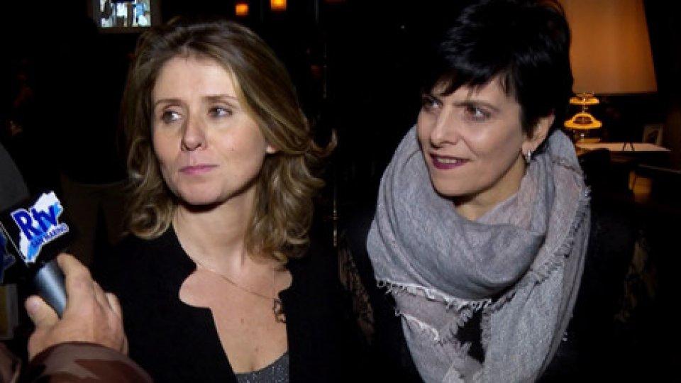 """Marina Mularoni e Sabrina GuerraUn grazie di """"cuore"""""""