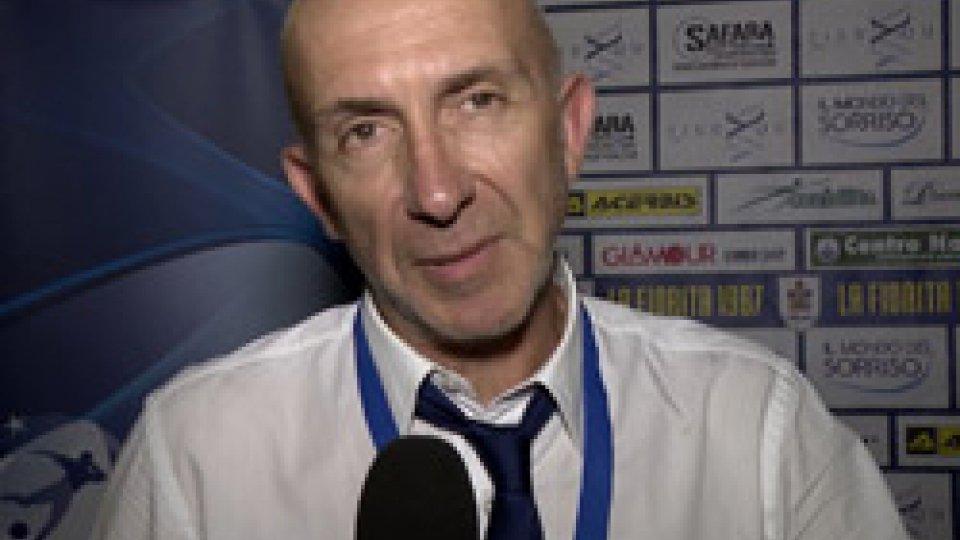 """Roberto BolliniLa Fiorita, Bollini: """"Emozionato e orgoglioso"""""""