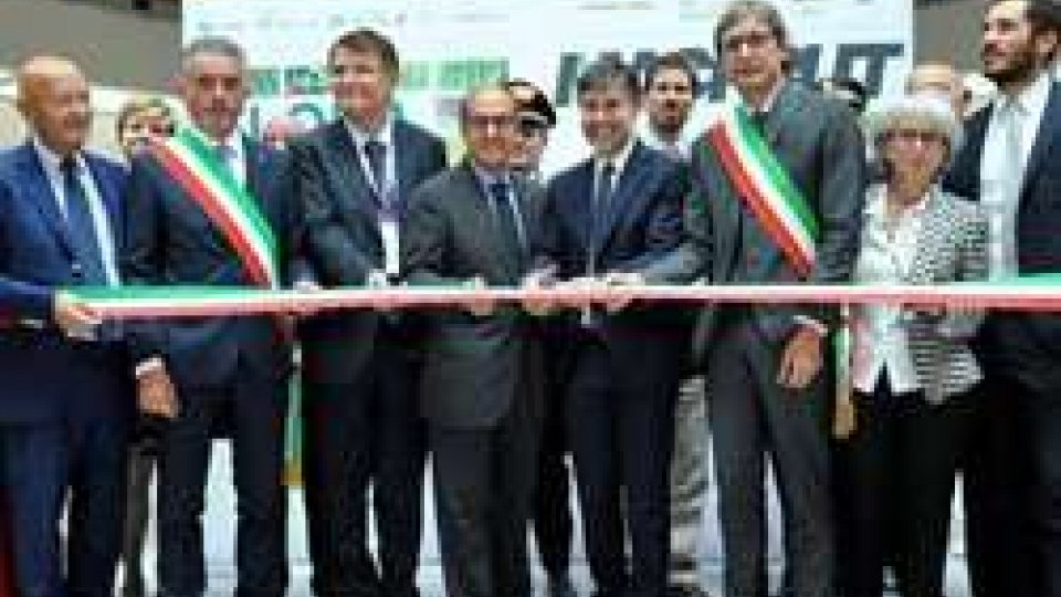 """Olivero: """"San Marino ha un sistema agroalimentare di eccellenza""""Olivero a Macfrut: """"San Marino ha un sistema agroalimentare di eccellenza"""""""