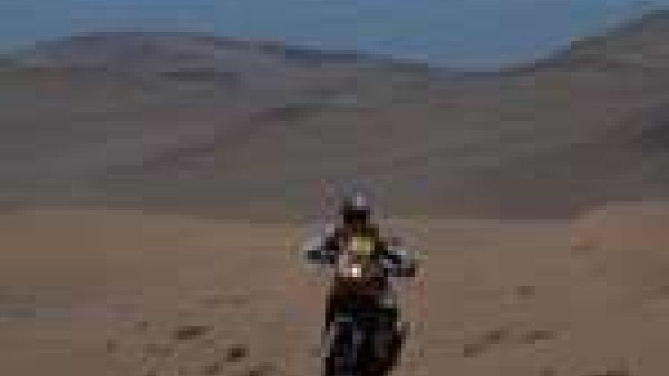 Giornata di riposo alla Dakar 2012